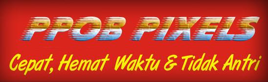 Pixels PPOB Logo